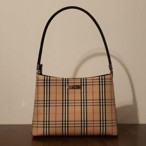 vintage Burberry purse